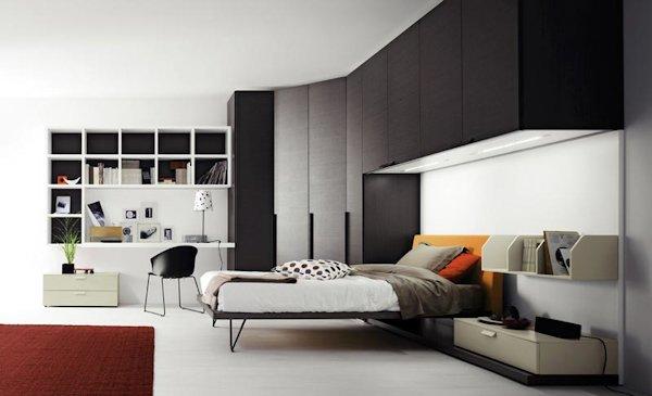 camere da letto per single ~ logisting.com = varie forme di mobili ... - Camera Da Letto Single