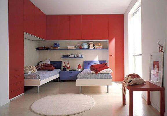 Arredamento camerette, camere bambini Treviso  Carretta Arredamenti