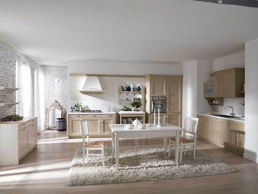Cucine classiche in legno treviso veneto produzione cucine carretta arredamenti - Immagini cucine classiche ...