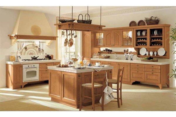 Cucine classiche in legno treviso veneto produzione for Cucine classiche