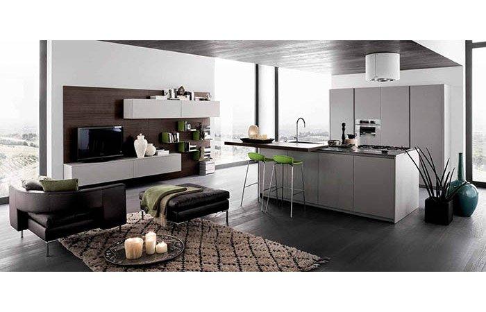 cucina moderne idee per il design della casa
