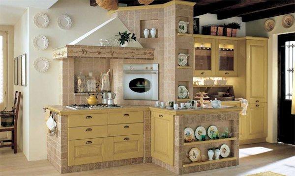 Built-in kitchens - Carretta arredamenti