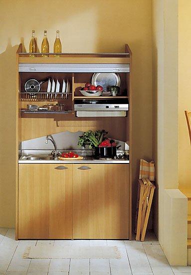 Mobili lavelli cucine per miniappartamenti - Cucine belle ed economiche ...