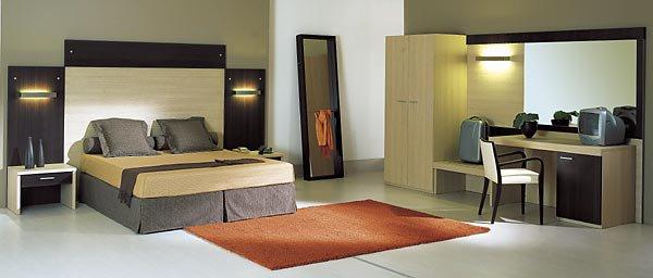Camere d 39 albergo e trasformabili carretta arredamenti for Arredo camere albergo