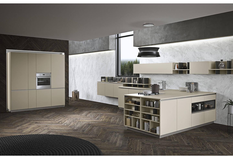 Gallery cucine cucine su misura treviso carretta for Arredamenti treviso